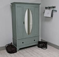 Vintage Bedroom Furniture For Sale by Large Painted Vintage Wardrobe Vintage Wardrobe Wardrobes And