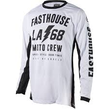 vintage motocross gear fasthouse new mx vented la 68 solid air cooled vintage white