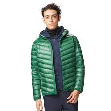 men ultra light down hooded jacket uniqlo us