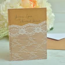 wedding invitation kits kits