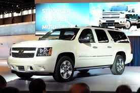 chevy suburban chevrolet suburban 75th anniversary diamond edition photo gallery