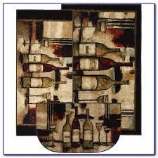 laura ashley pearl honeycomb bath rug in green set of 2 vintage