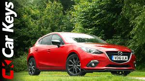 mazda sporty cars mazda 3 sport black 4k 2016 review car keys youtube