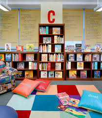 interesting cushions design in kids library with letters and interesting cushions design in kids library with letters and numbers children library design decorating ideas with