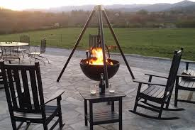 Cowboy Grill And Fire Pit by Cowboy Cauldron Fire Pit
