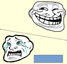 Troll Meme Mask - template troll face template mask troll face template