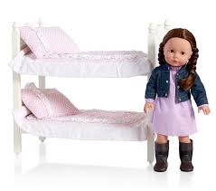 Dolls Bunk Beds Uk Götz Dolls Doll Beds Pottery Barn