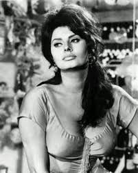 italian domme in hair curlers 27 best sofia loren images on pinterest beautiful people