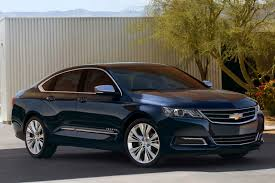 think of the 2014 chevrolet impala as a cadillac xts for the rest