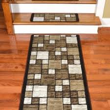 stair tread ideas perfect ideas using stair tread rugs for home