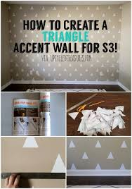 9 diy accent walls for 30 or less