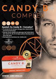 jual candy b candy b suplemen herbal pria perkasa original