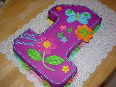 1st birthday cake with butterflies u0026 flowers cake amazing cakes