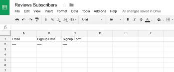 Google Spreadsheet App How To Create A Custom Business Analytics Dashboard With Google
