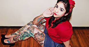 perfectly logical reasons to fall in with a tattooed