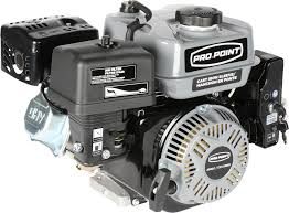 208cc ohv gas engine with electric start princess auto