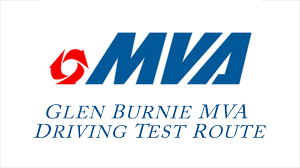 maryland mva driving test route glen burnie 5 of 5 youtube