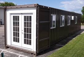 tiny container homes you can now order a shipping container tiny house on amazon treehugger