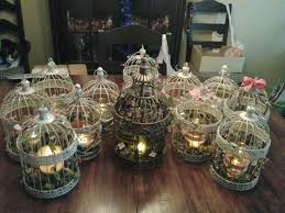 birdcages for wedding 35 diy wedding centerpieces table decorating ideas