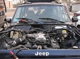 jeep cherokee with a 1uz fe u2013 engine swap depot