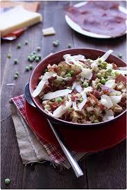cuisiner les crozets risotto de crozets au beaufort et viande de grison recette