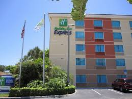 holiday inn express cruise airport hotel fort lauderdale fl