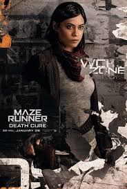 Maze Runner 3 Maze Runner The Cure 2018 Poster 7 Trailer Addict