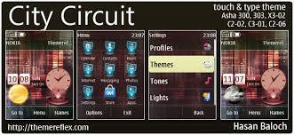 themes nokia asha 202 mobile9 city circuit live theme for nokia asha 300 303 x3 02 c2 02 touch