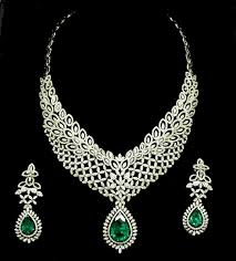 diamond necklace set images Diamond necklace set diamond necklace jewelry set diamond bridal jpg