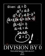 Divide By Zero Meme - divide by zero encyclopedia dramatica