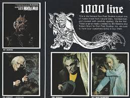 2012 Don Post Studios Catalog Blood Curdling Blog Of Monster Masks by 1978 Don Post Catalog Blood Curdling Blog Of Monster Masks