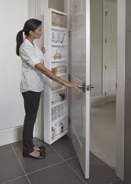 Bathroom Mirror With Hidden Storage by Amazon Com Cabidor Classic Storage Cabinet Home Improvement