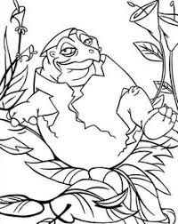 land coloring pages kids printable