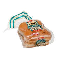 stroehmann dutch country hamburger potato buns 8 ct walmart com