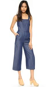 jean jumpsuit monaco tove denim jumpsuit shopbop