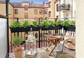 great inspirations for beautiful balconies
