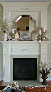 Winter Home Decorating Ideas 25 Winter Fireplace Mantel Decorating Ideas Fireplace Mantel