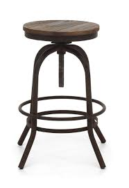 Industrial Bar Stool With Back Sofa Cool Marvelous Industrial Swivel Bar Stool White Metal