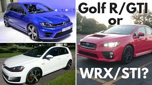 subaru gti 2017 2017 subaru wrx sti vlog 9 golf r gti brothers from german