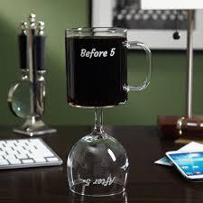Funny Coffee Mug by Before U0026 After 5 Coffee Mug And Wine Glass