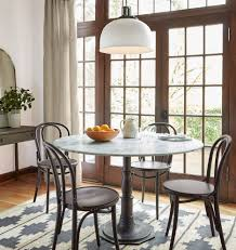 marble dining room sets mirabella marble dining table rejuvenation