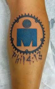 best 25 ironman triathlon tattoo ideas only on pinterest