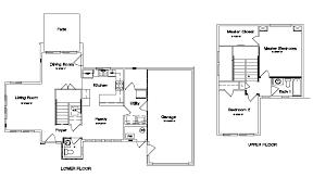 3 bedroom 3 bath floor plans mountain home air base home base housing floor plans