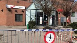 bureau de poste evere oupeye un bureau de poste temporaire édition digitale de bruxelles