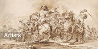 artists old master drawings salamon gallery