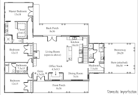 New Floor Plan Floor Plan And Elevations For The New House Domestic Imperfection