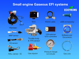 gaseous small engine fuel injection kit gaseous fuel injection