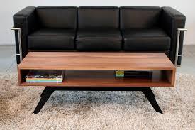 modern walnut coffee table elko coffee table walnut eastvold furniture