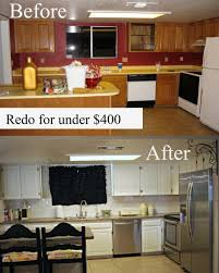 1950 Kitchen Furniture Small Kitchen Makeover On A Budget
