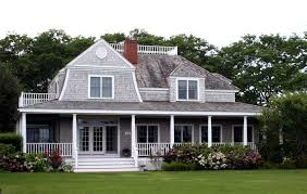 cape cod style house plans with garage with cream wall paint color